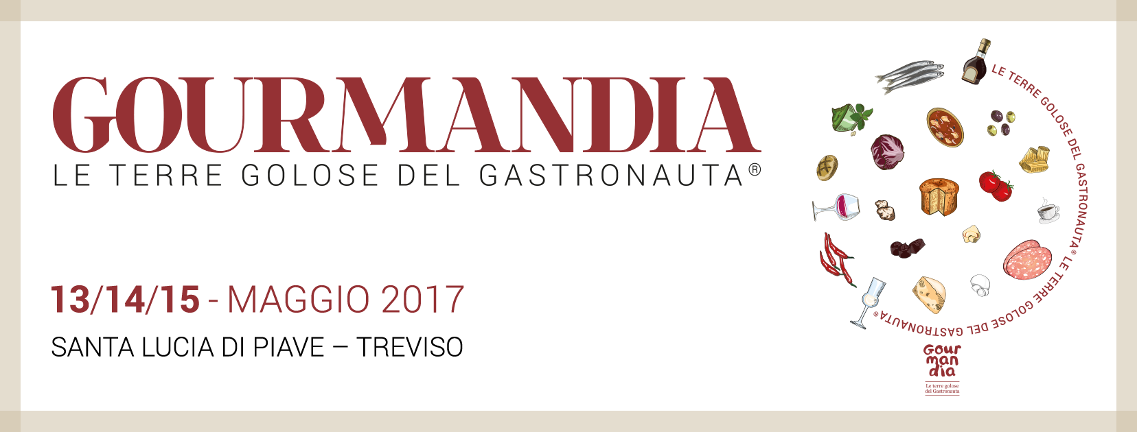 Chesud a Gourmandia 2017